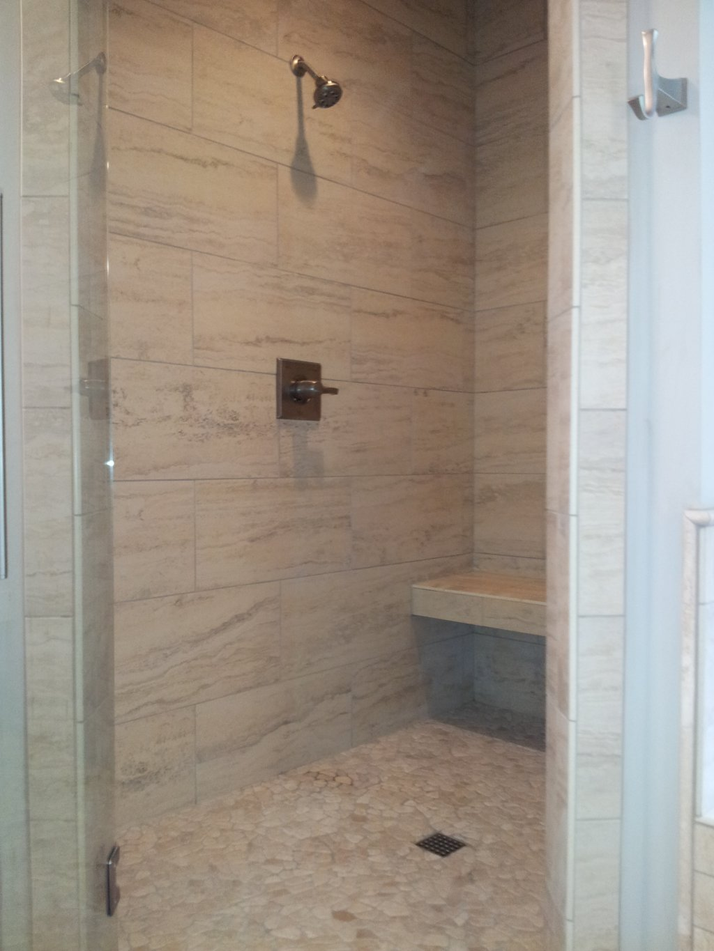 Chattanooga tile installation repair complete flooring service custom tile shower installation dailygadgetfo Gallery