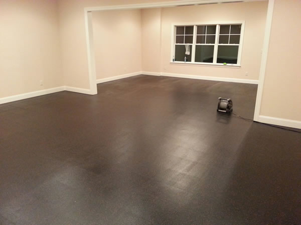 Vinyl Flooring Installation : Vinyl flooring installation repair complete